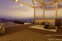 VRChat - Cozy Environmental Design